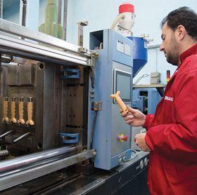 Rollex στάδια παραγωγής - Παραγωγή και επεξεργασία πλαστικών