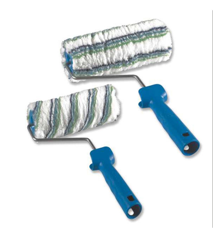 Κλώστινο πολυαμιδίου, κοντό πέλος, ρολά βαφής από ύφασμα - Rollex
