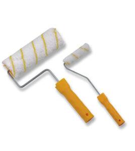 Κλώστινο ριγέ, Ρολό βαφής από ύφασμα - Rollex