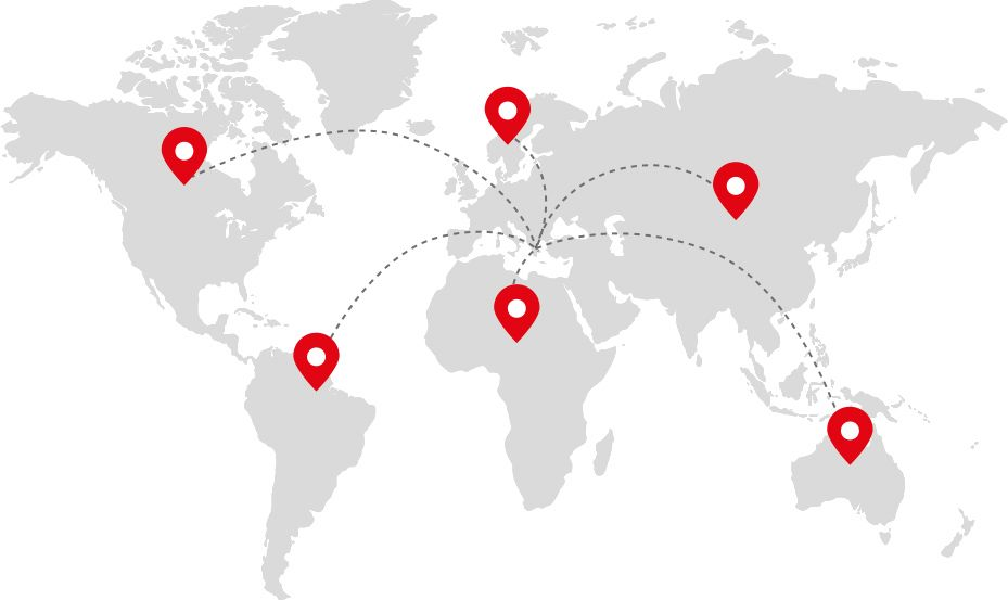 Το δίκτυο της Rollex