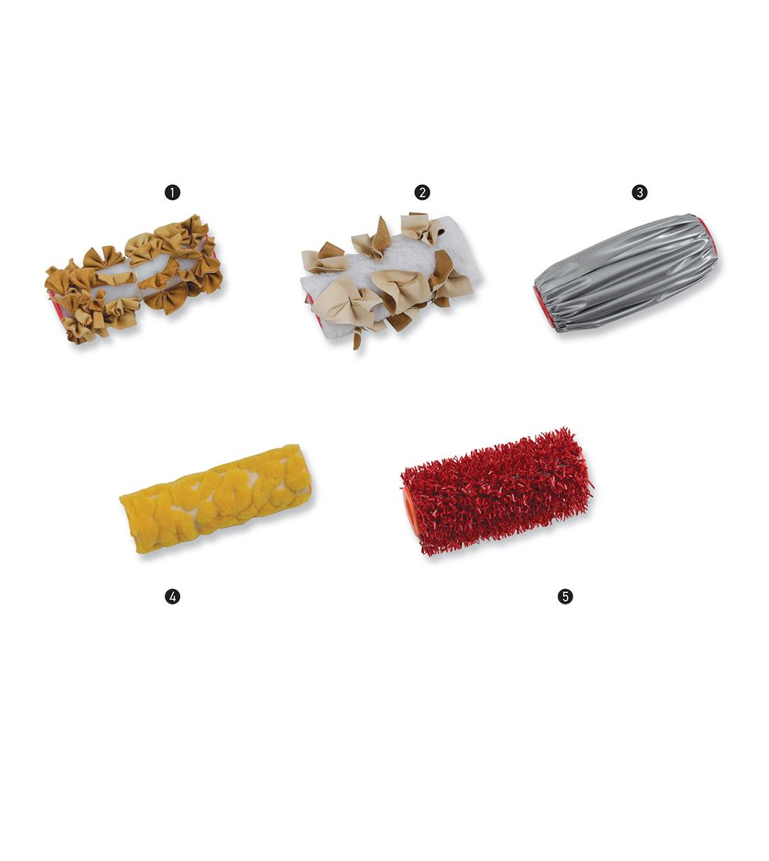Ρολά και Εργαλεία τεχνοτροπίας από τη Rollex