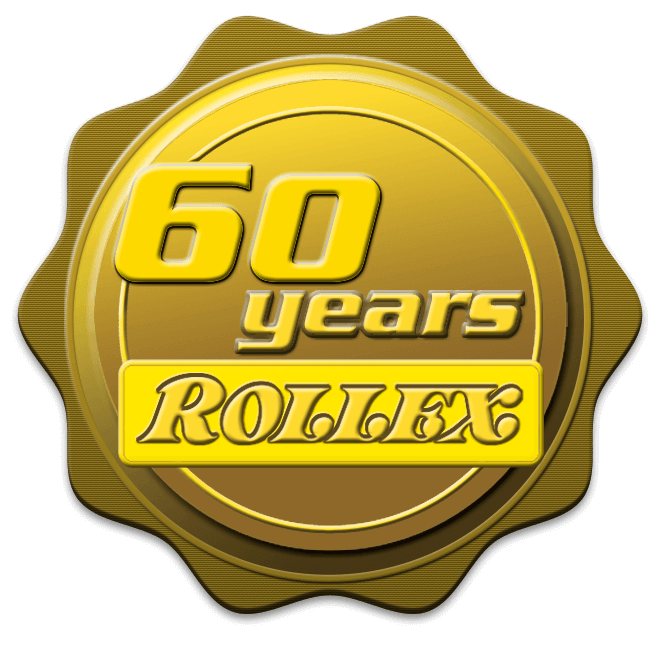 60 years ROLLEX - We are painting the world the last 60 years
