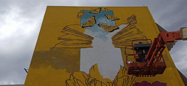"""""""Ζωγραφίζοντας Σχολικά Κτίρια"""" με ρολά βαφής ROLLEX"""
